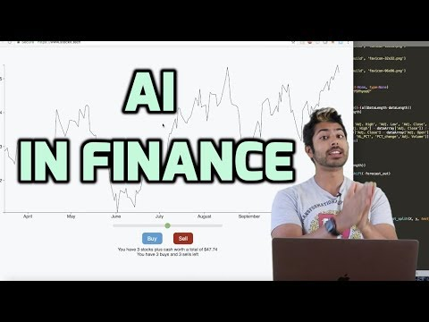 Stock Price Prediction | AI In Finance