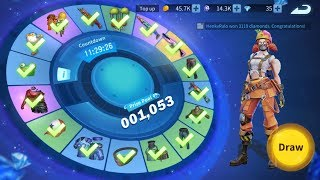 BUYING FULL WHEEL OF FORTUNE || Creative Destruction