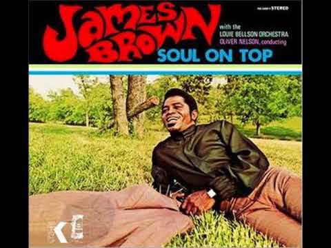 James Brown  - Soul On Top ( Full Album )