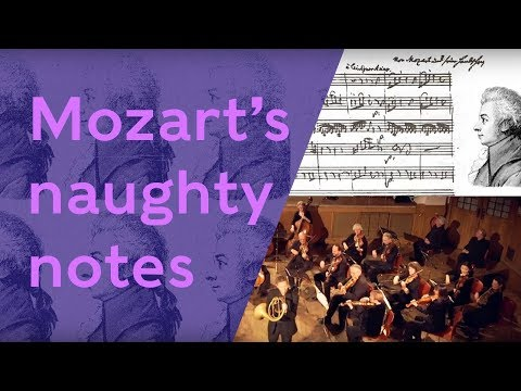 Mozart's Naughty Notes | Rondo From Horn Concerto No.1