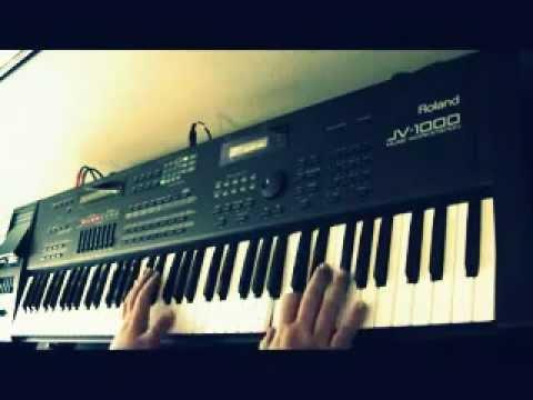"""Roland JV1000 """"Midi Grand"""""""