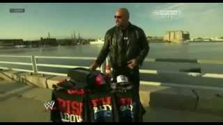 The Rock Dumps John Cena Merchandise - WWE Raw 05_03_12 [HD] - YouTube.webm