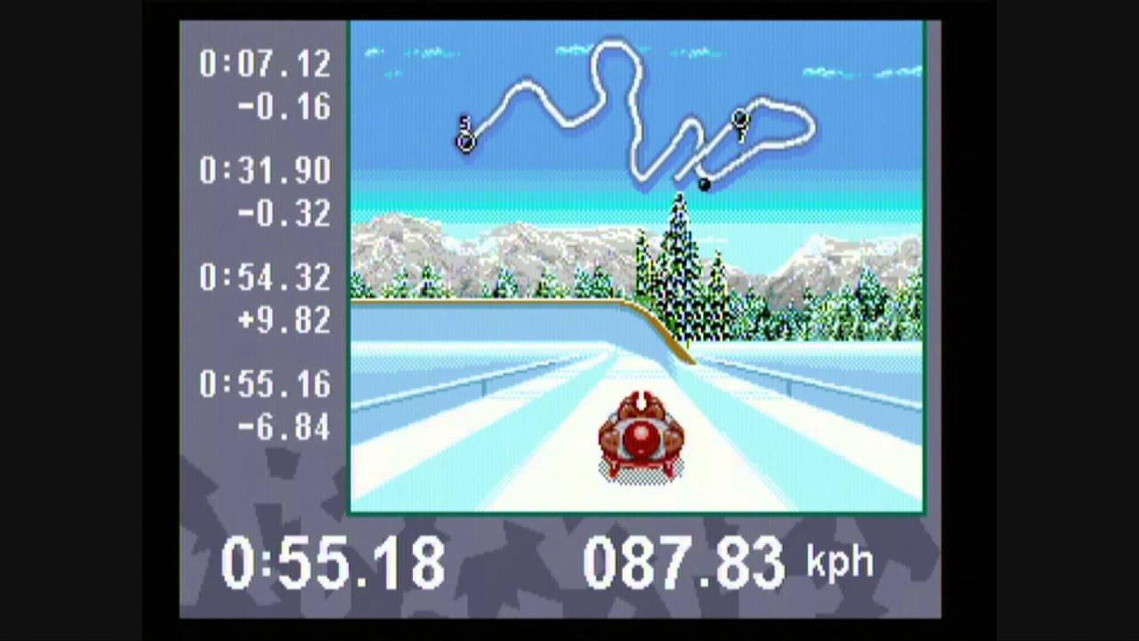 Classic Game Room - WINTER OLYMPIC GAMES review for Sega Genesis