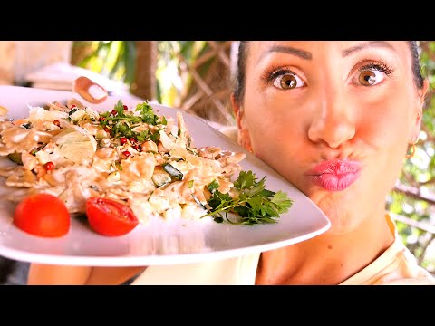 pasta-light-con-panna-vegan-buonissima!!!- -carlitadolce-cucina