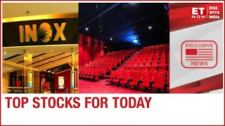 Stock Movers: PVR Cinemas and Inox Leisure chains surge in trade; $ Revenue up by 3.1% | 27th July