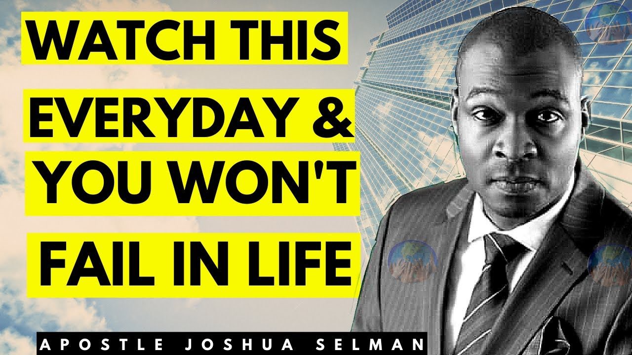 Download YOU WILL NEVER LOSE YOUR HARVEST AGAIN AFTER WATCHING THIS | APOSTLE JOSHUA SELMAN