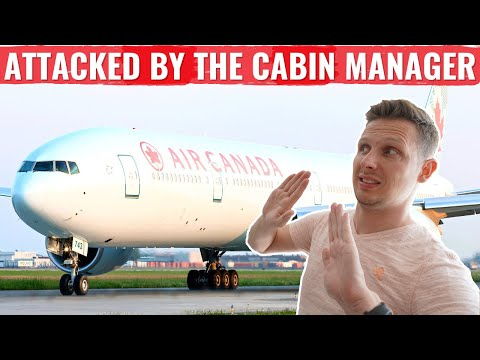 AIR CANADA: THREATENED AND SILENCED BY THE CABIN MANAGER