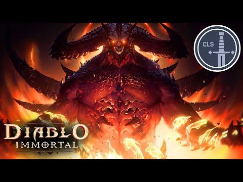 Diablo Immortal and Building a Better Games Industry -- CLS Side Quest
