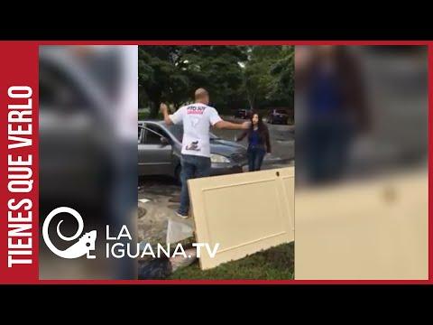 Opositores se caen a TRANCAZOS (+Este del Este)