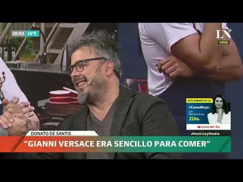 Donato De Santis, El Italiano Que Conquistó A La Argentina