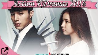 Video Top 25 Action Korean Dramas 2016 (All The Time) download MP3, 3GP, MP4, WEBM, AVI, FLV Juni 2018