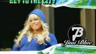 "Jimi Blue Werbespot ""Key To The City"""