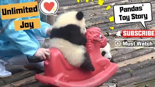 Pandas Fill Your Lives with Unlimited Joy | iPanda thumbnail