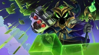 League of Legends - Veigar - Teamfight clave