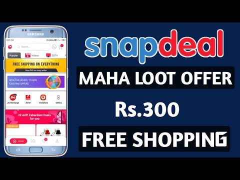 93bead8b093 Snapdeal New Promocode Get Rs.350 Promocode Free