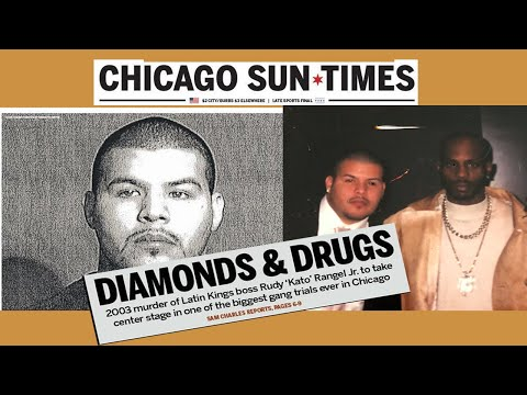 Kato Rangel Chicago Latin Kings El Chapo Flores Twins