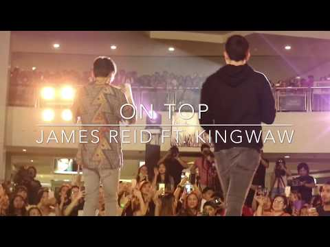 ON TOP by James Reid ft. KINGWAW (Bret Jackson) LIVE #SOemoticonic