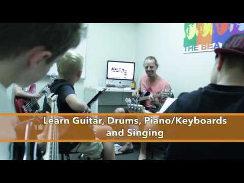 Beginner Music Lessons for Kids at Big Music