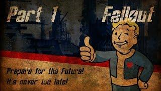 Fallout - Часть 1, прохождение от WLGTV