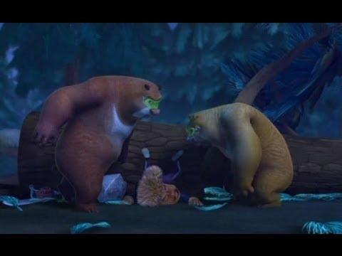 Медведи-соседи 🐻 | 1 сезон 8 серия | Медведи-ниндзя | Мультики детям
