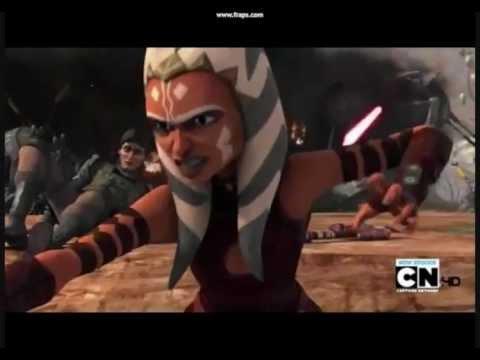 Clone wars Season 5 Ahsoka shot sneak peek - YouTube