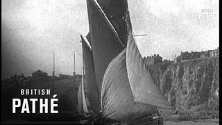 The Red Trawlers Of Brixham (1933)