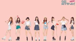 오마이걸 (OH MY GIRL) - LIAR LIAR [MP3 AUDIO&Color Coded]