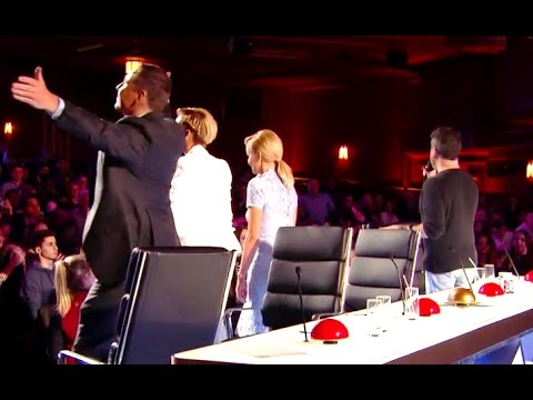 Thumbnail: The Most UNEXPECTED Auditions EVER!