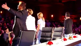 The Most UNEXPECTED Auditions EVER!