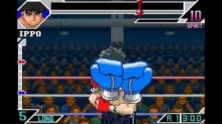 TAS Hajime no Ippo The Fighting! GBA in 4:19 by error1