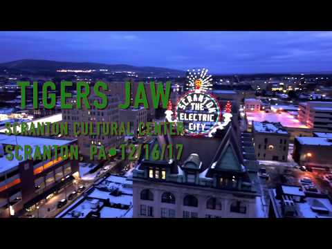 Tigers Jaw - Full Set • 12.16.17 • Scranton, Pa • Holiday Show