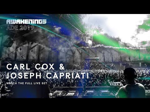 Awakenings ADE 2019 - Carl Cox B2B Joseph Capriati