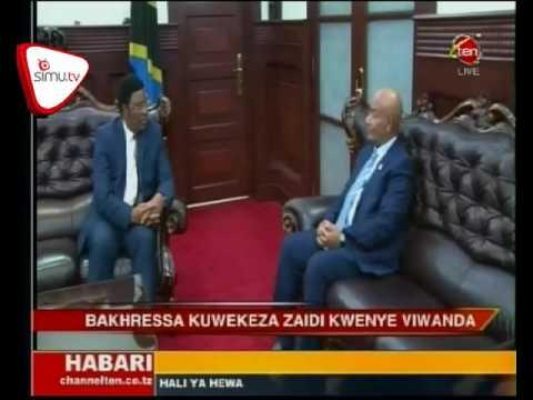 Bakhresa Aahidi Kujenga Viwanda Vingine