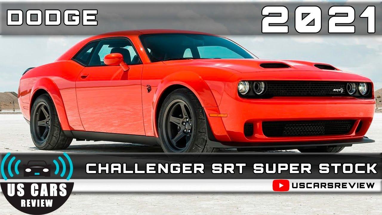 2021 dodge challenger srt super stock review release date