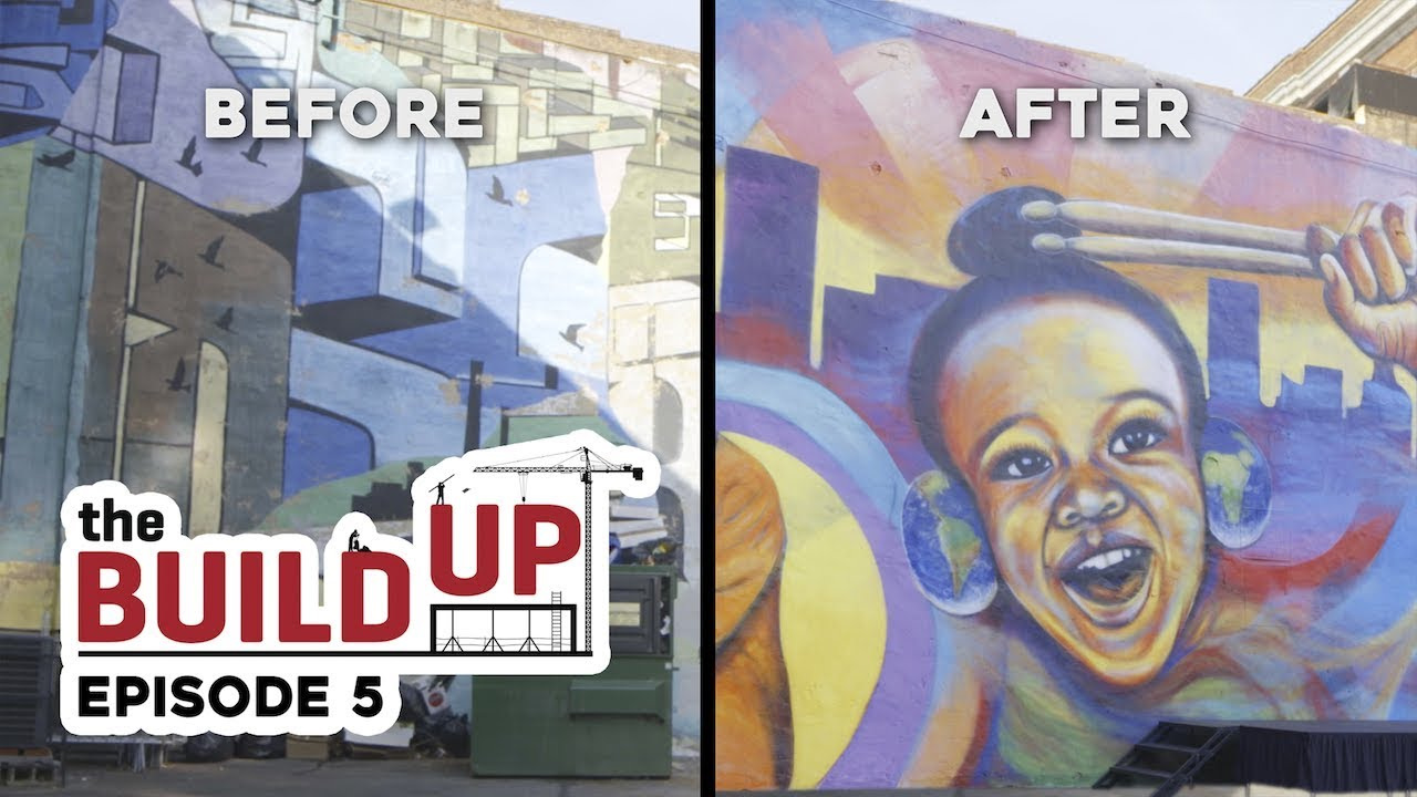 The Build Up: Episode 5, Baltimore Cultural Arts Center Gets Renovation to Feed Community
