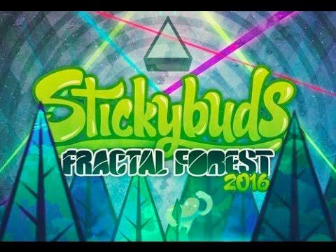 Stickybuds  - Fractal Forest Mix - Shambhala 2016