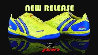 pan futsal shoes vigor 6 first time in asia