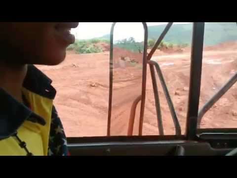 Ride In A 777 Haul Truck