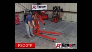 RSC-2TF Shop Crane