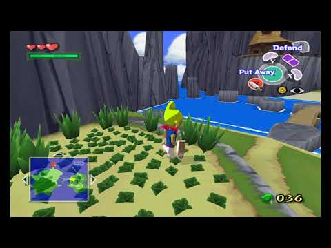 Wind Waker Randomizer - Messing with the Tetra Mod - YouTube