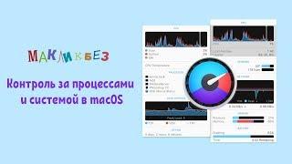 Контроль за процессами и системой в macOS (МакЛикбез Советы)