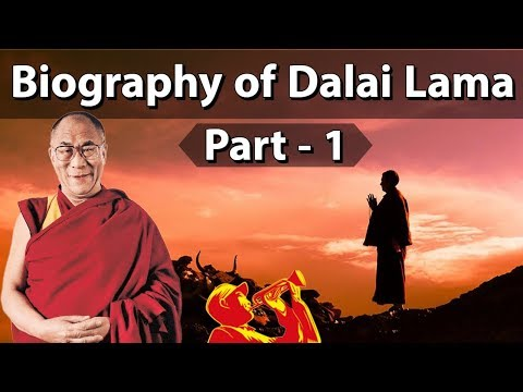 Biography Of His Holiness The 14th Dalai Lama Part-1 - Messenger Of Peace