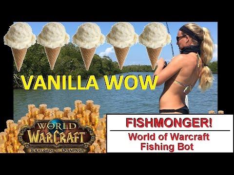 Fishmonger! Vanilla Fishing Client