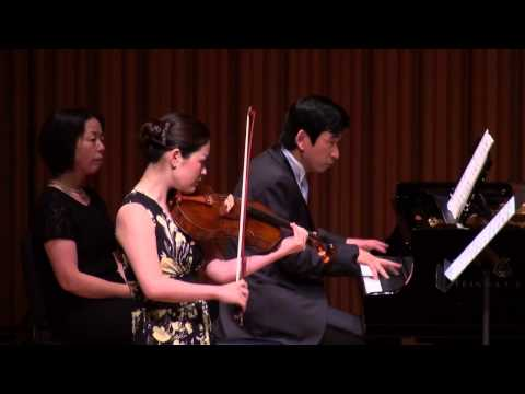 Kapustin : Viola Sonata Op.69 1st movement