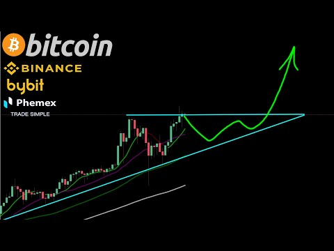 BITCOIN & ETHEREUM BREAKOUT SOON!! CORRECTION DENIED FOR NOW!! BITCOIN Technical Analysis 06,01,21 ₿