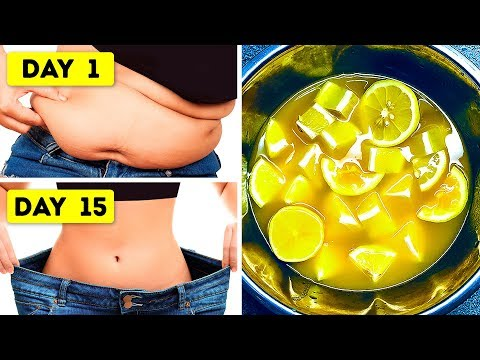 Drink Lemon Water Every Morning for 30 Days, See What Happens to You