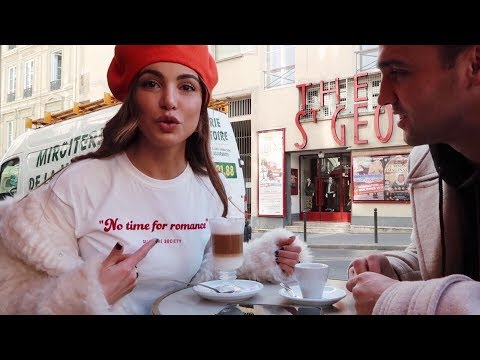 Vlog 45: No time for romance - Paris Fashion Week
