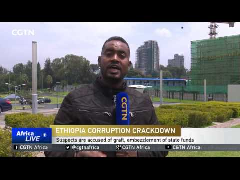Ethiopia Corruption Crackdown: Around 45 top level government officials arrested
