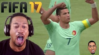 this is unbelievable   fifa 17 online gameplay