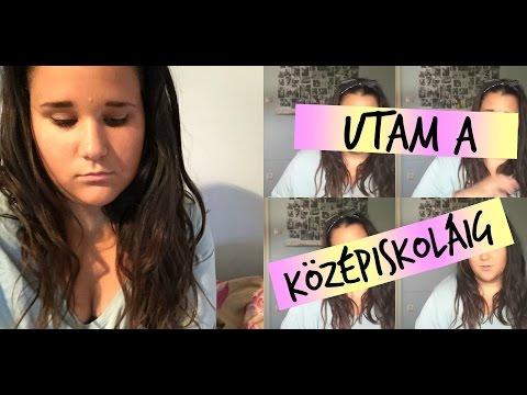 Utam a középiskoláig | #PlusSize | Magyar Barbara